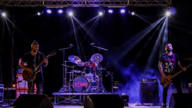 Do It Yourself, il rock sardo a Sanremo sul palco dell'Ariston