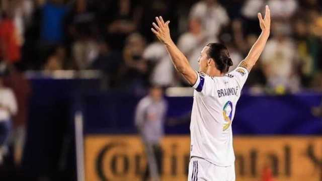 Ibrahimovic lascia i Los Angeles Galaxy: