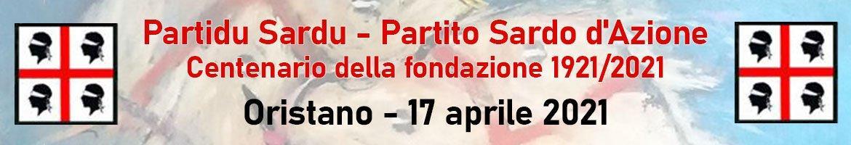 Centenario Partito Sardo d'Azione Oristano 17 aprile